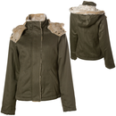Ladies DropTop Hemp Hoodlamb OUTLET