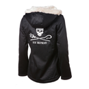 Ladies Classic Hemp Hoodlamb SEA SHEPHERD black XS