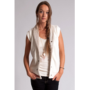 Ladies furry Vest