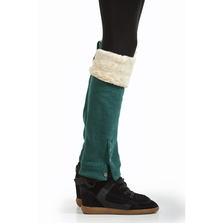 Ladies Legwarmers, 13/14 Pine