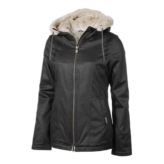 Ladies Classic Hemp Hoodlamb black L