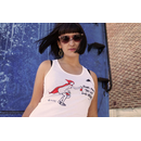 THTC Ladies Tank-Top, Fear Wolf
