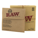 RAW Parch Pouch, 80x80mm, silicone coated, 20pc Box