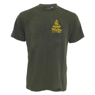 THTC Mens Tee, Low class hemp Tag