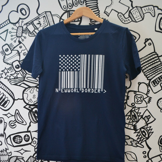 THTC Mens Tee, new world order